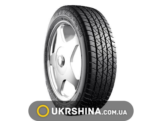 Всесезонные шины Кама 214 215/65 R16 102Q XL