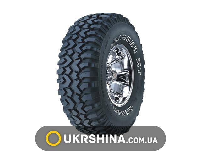 Всесезонные шины General Tire Grabber MT 31/10.5 R15 109Q