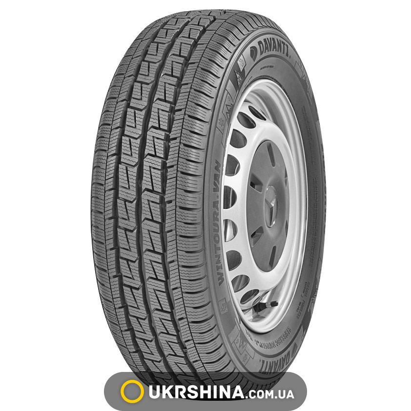 Зимние шины Davanti Wintoura Van 215/65 R16C 106/104T