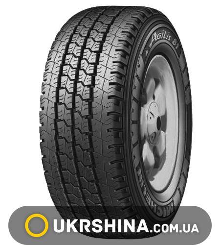 Всесезонные шины Michelin Agilis 81 225/70 R15C 112/110R