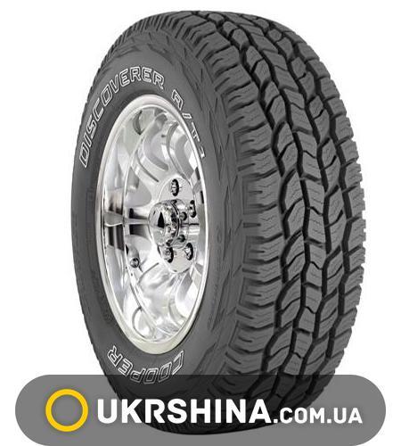 Всесезонные шины Cooper Discoverer AT3 275/70 R18 125/122S