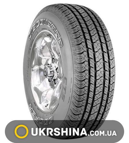 Всесезонные шины Cooper Discoverer CTS 255/60 R19 109H XL