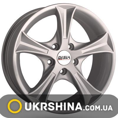 Литые диски Disla Luxury 506 W6.5 R15 PCD5x98 ET35 DIA67.1 S