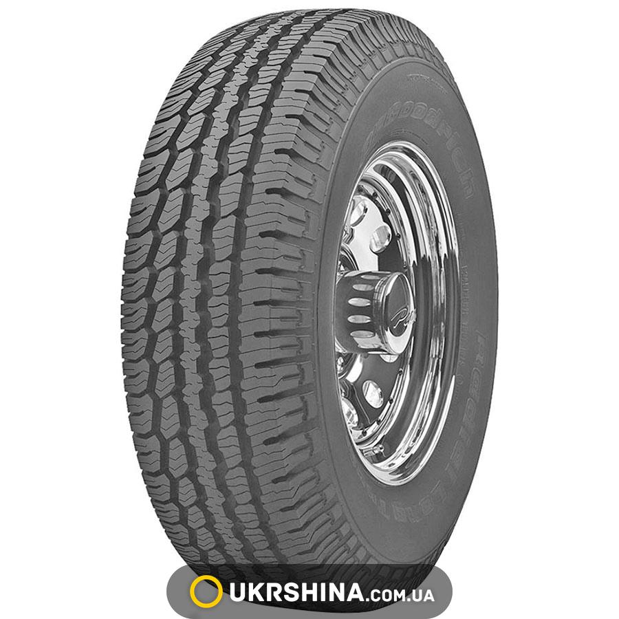 Всесезонные шины BFGoodrich Radial Long Trail T/A 265/70 R16 111T