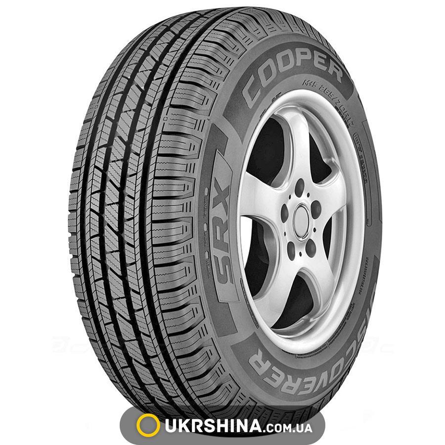 Всесезонные шины Cooper Discoverer SRX 245/60 R18 105H