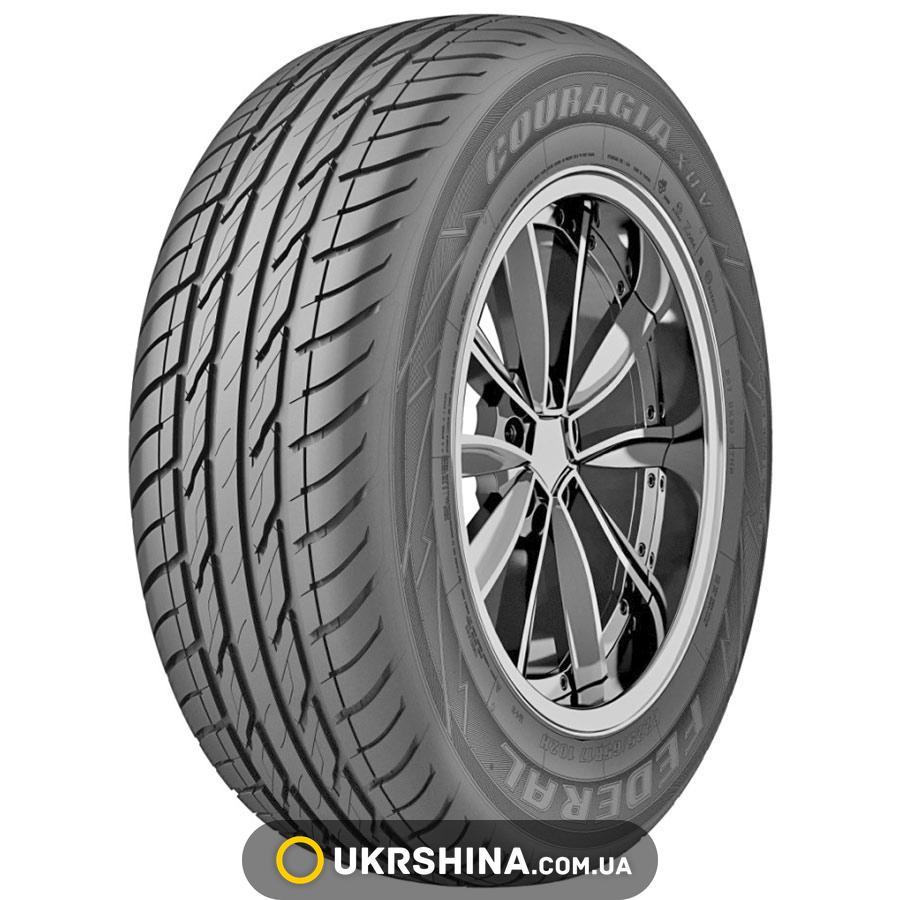 Всесезонные шины Federal Couragia XUV 235/55 R17 103H XL