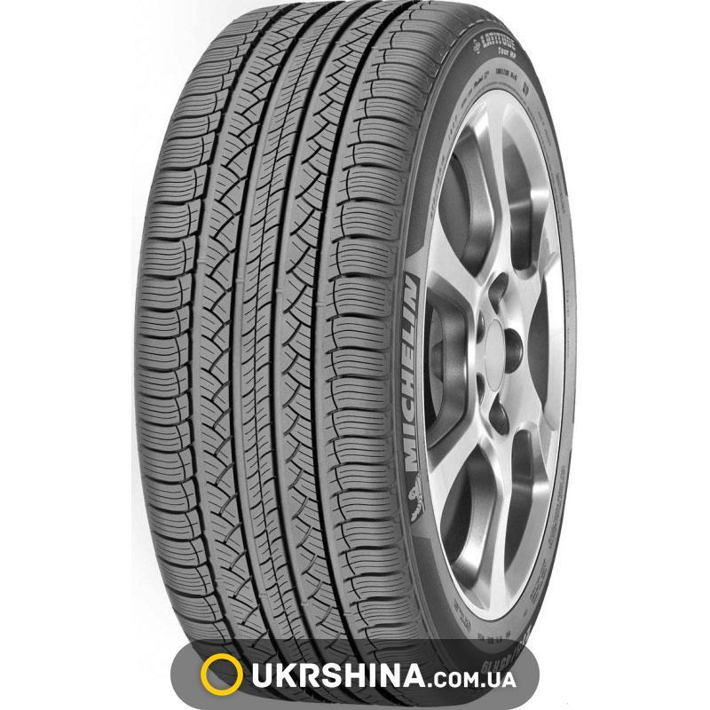 Всесезонные шины Michelin Latitude Tour HP 235/55 R18 100H XL