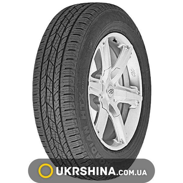 Всесезонные шины Roadstone Roadian HTX RH5 245/65 R17 111H XL