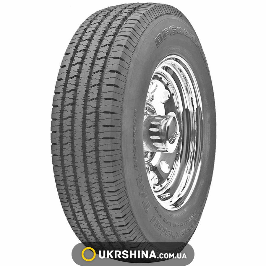Всесезонные шины BFGoodrich Commercial T/A All Season 215/85 R16 115/112Q