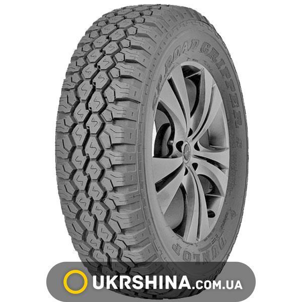 Всесезонные шины Dunlop SP Road Gripper S 245/75 R17 112H