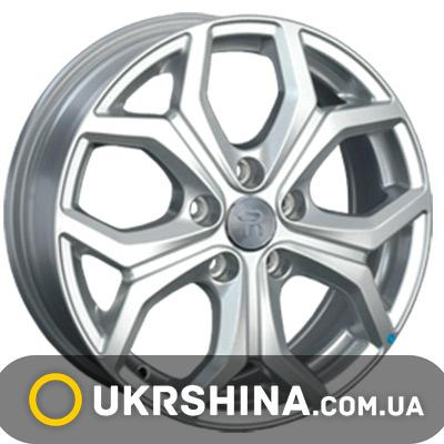 Литые диски Replay Ford (FD46) W6.5 R16 PSD5x108 ET50 DIA63.3 silver