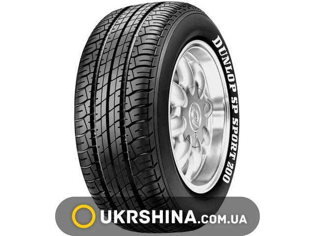 Летние шины Dunlop SP Sport 200