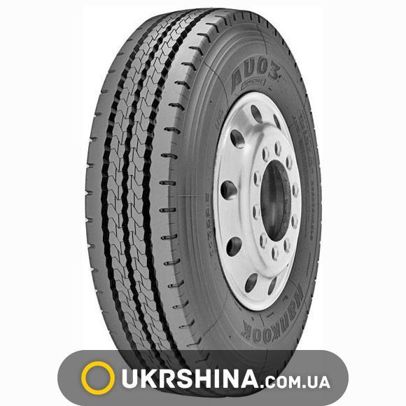 Всесезонные шины Hankook AU03(рулевая) 295/80 R22.5 152/148J