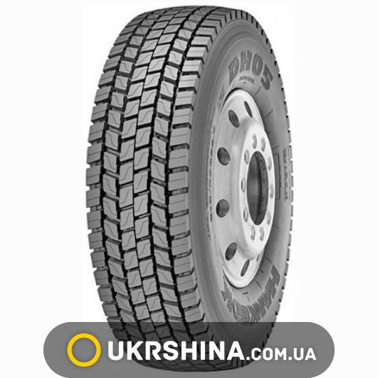 Всесезонные шины Hankook DH05(ведущая) 205/75 R17.5 124/122M