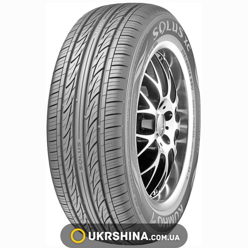 Всесезонные шины Kumho Solus XC KU26 215/45 R18 89V