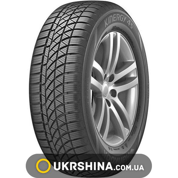 Всесезонные шины Hankook Kinergy 4S H740 225/55 R17 101V XL
