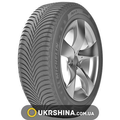 Зимние шины Michelin Alpin 5