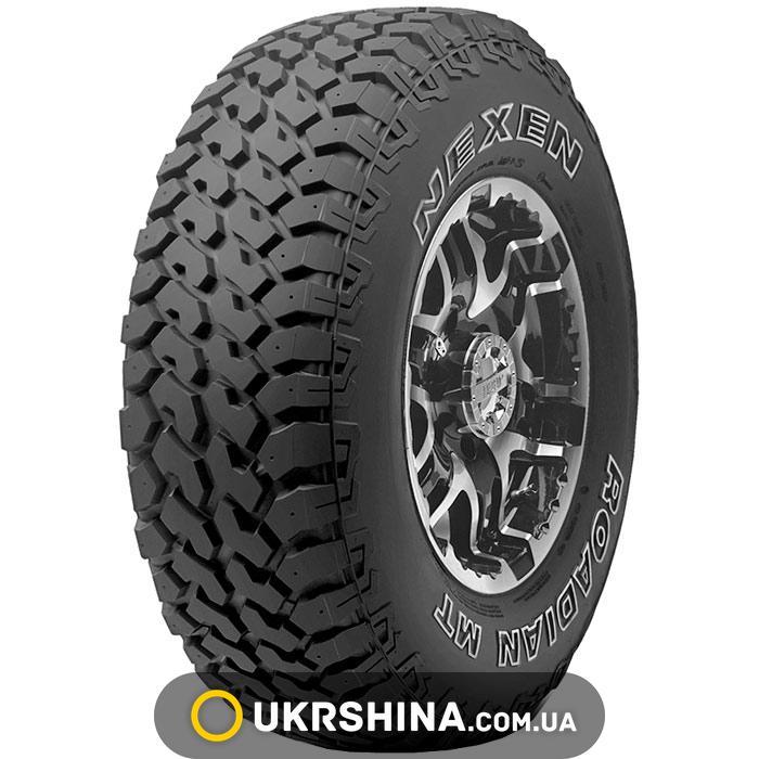 Всесезонные шины Nexen Roadian M/T 265/75 R16 123/120Q