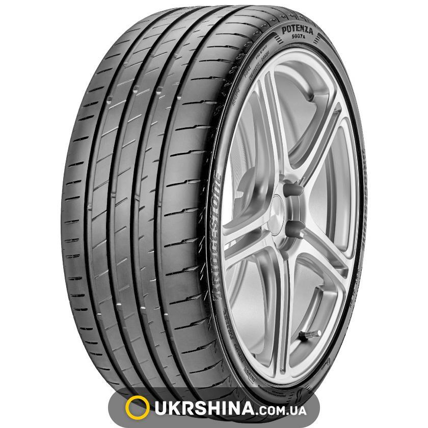 Летние шины Bridgestone Potenza S007A