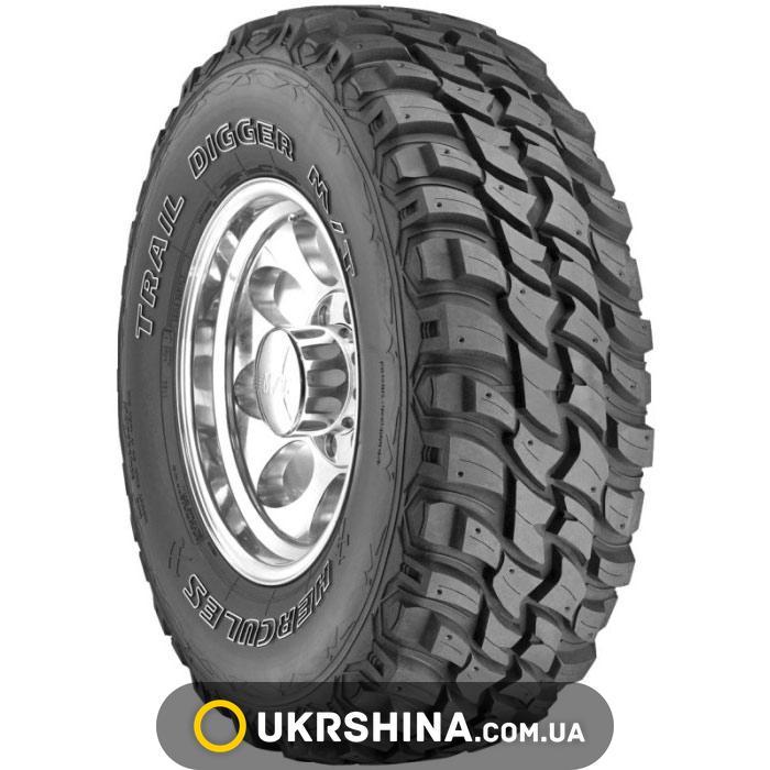 Всесезонные шины Hercules Trail Digger M/T 285/75 R16 122/119N