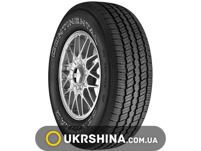 Всесезонные шины Continental ContiTrac 245/70 R16 111S XL