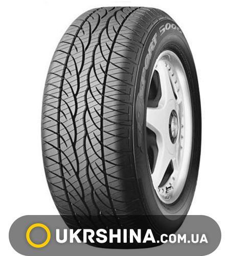Всесезонные шины Dunlop SP Sport 5000M 265/60 R18 110H M0