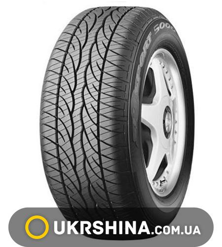 Всесезонные шины Dunlop SP Sport 5000M 275/55 R20 111H