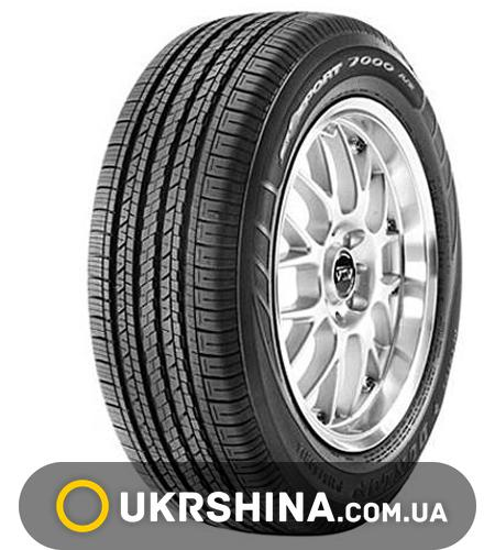 Всесезонные шины Dunlop SP Sport 7000 A/S 235/50 R19 99V