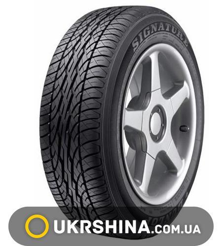 Всесезонные шины Dunlop SP Sport Signature 225/50 ZR18 95W