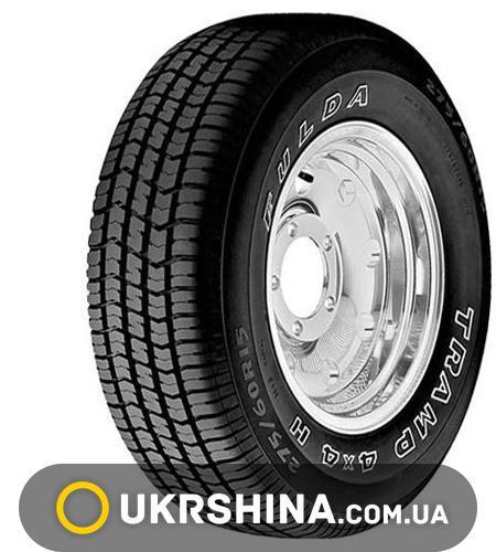 Всесезонные шины Fulda Tramp 4x4 H 275/55 R17 109H