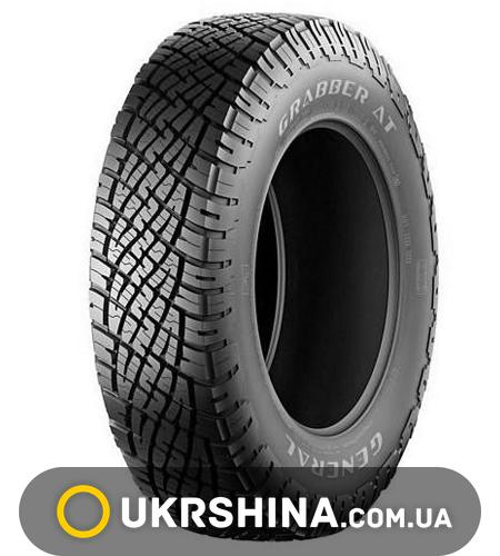 Всесезонные шины General Tire Grabber AT 205/75 R15 97T