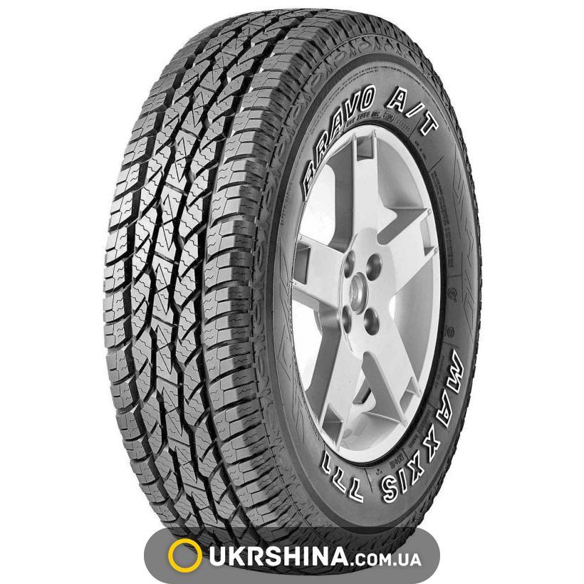 Всесезонные шины Maxxis AT-771 BRAVO 265/65 R17 120/117S
