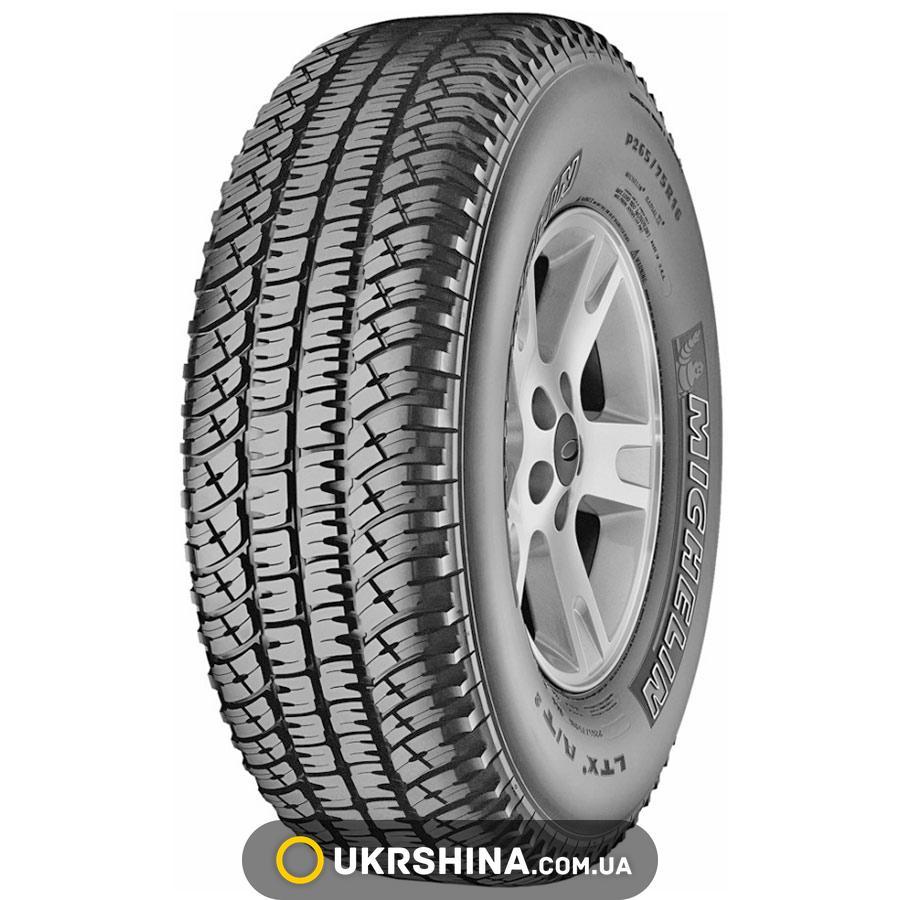 Всесезонные шины Michelin LTX A/T2 285/70 R17 121/118R