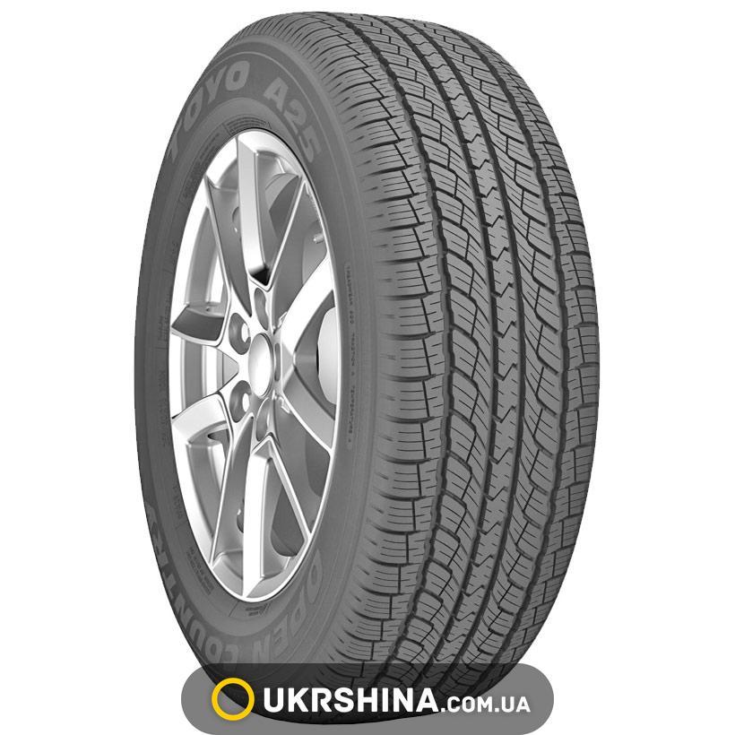 Всесезонные шины Toyo Open Country A25 255/70 R16 111H