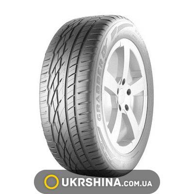 Летние шины General Tire Grabber GT