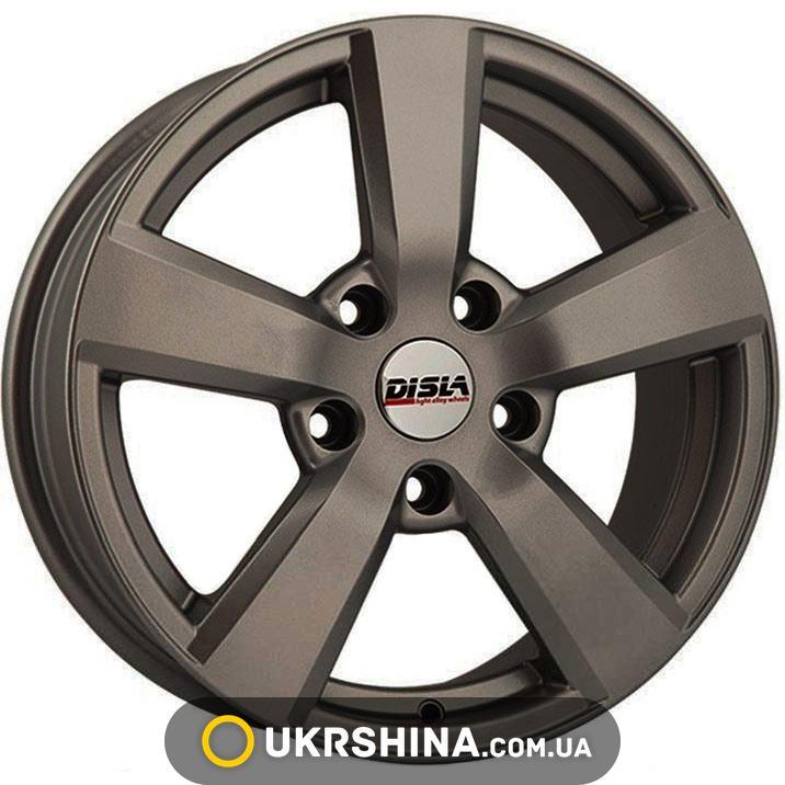 Литые диски Disla Formula 603 W7 R16 PCD5x112 ET38 DIA57.1 GM