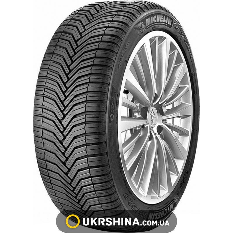Всесезонные шины Michelin CrossClimate 225/55 ZR17 101W XL