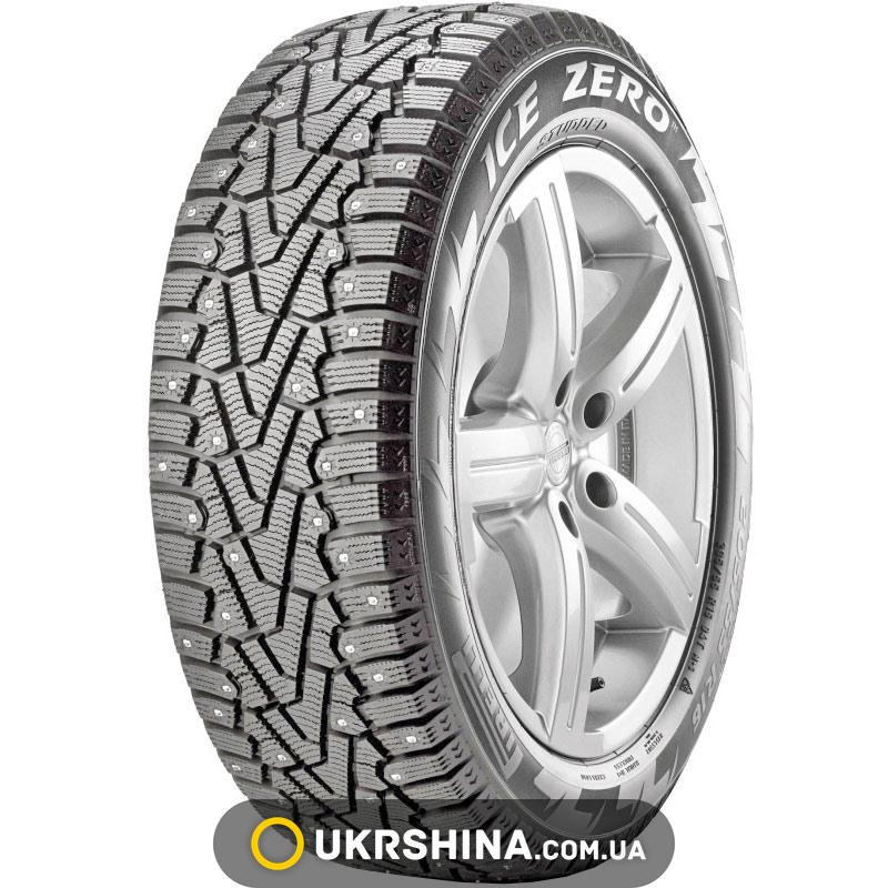 Зимние шины Pirelli Ice Zero 175/65 R14 82T (шип)