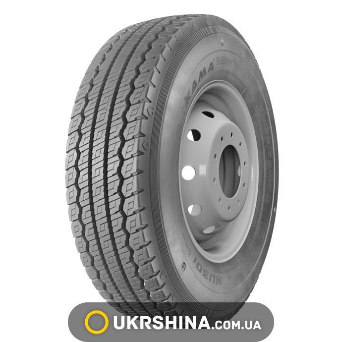 Всесезонные шины Кама NU-301(универсальная) 275/70 R22.5 148/145J