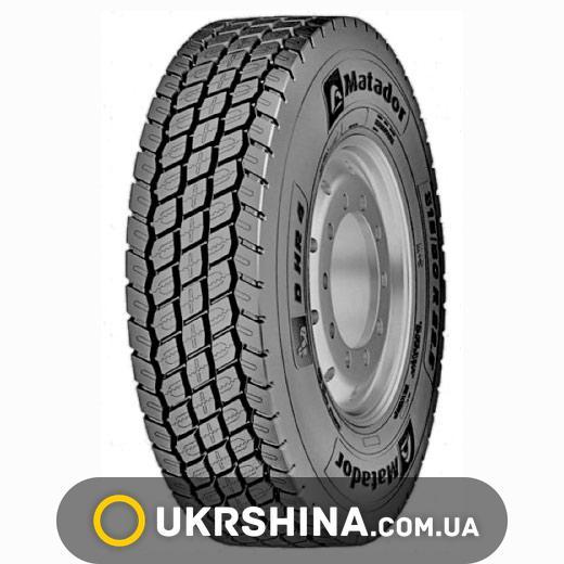 Всесезонные шины Matador D HR4(ведущая) 315/80 R22.5 156/150L PR20