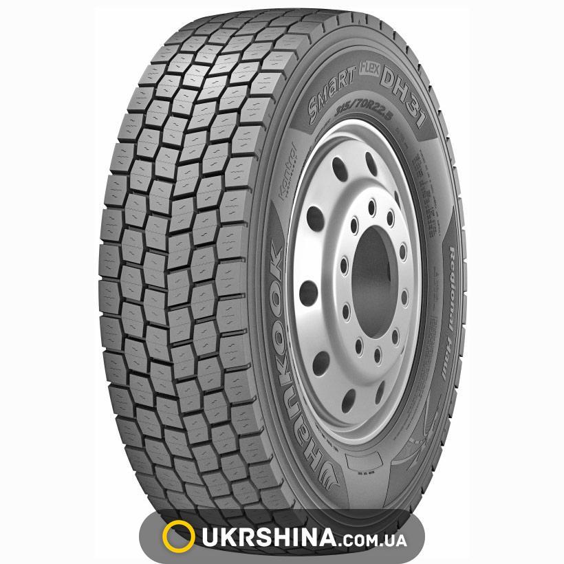 Всесезонные шины Hankook DH31 Smartflex(ведущая) 315/70 R22.5 154/150L PR18