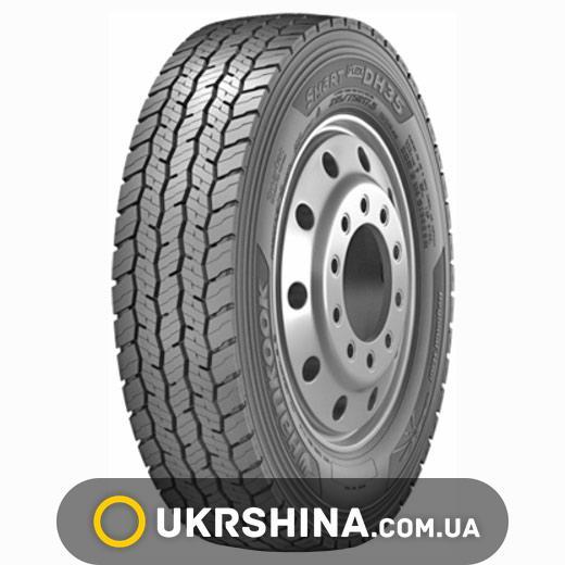 Всесезонные шины Hankook DH35 Smartflex(ведущая) 205/75 R17.5 124/122M