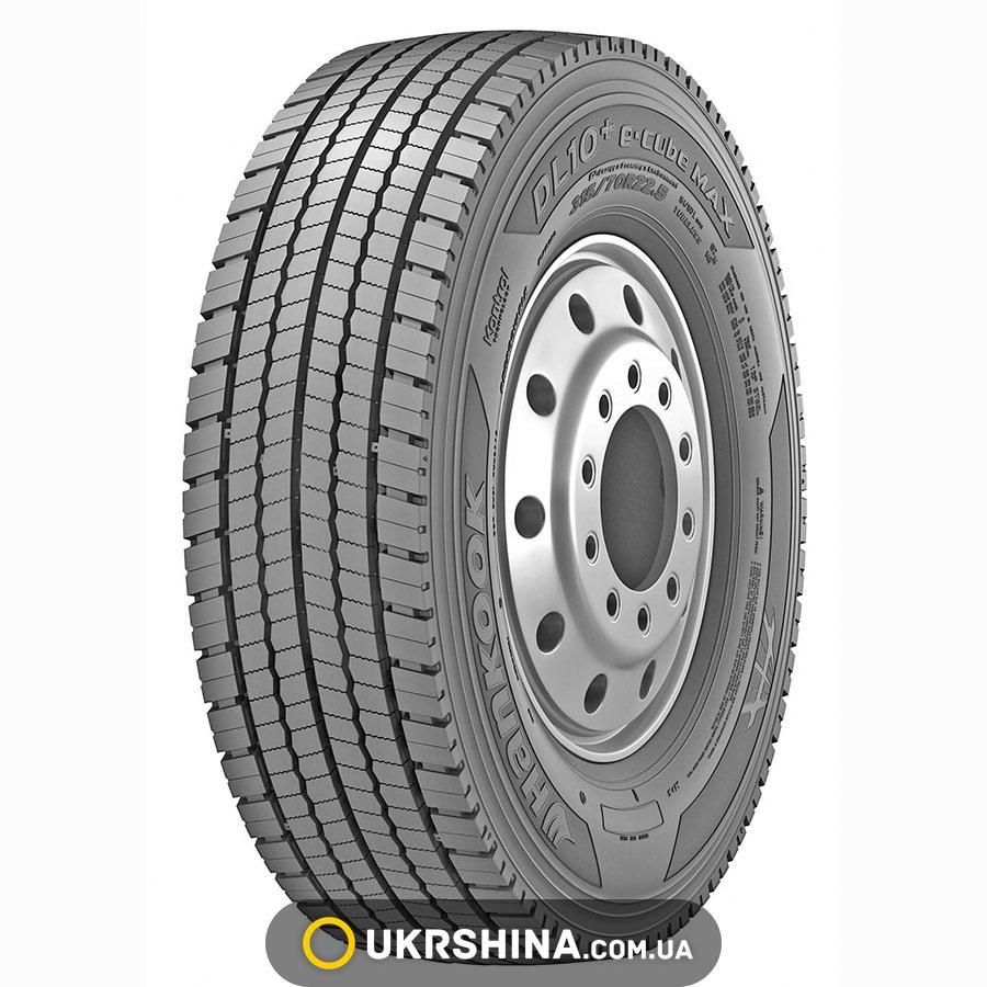 Всесезонные шины Hankook DL10+(ведущая) 315/80 R22.5 156/150L