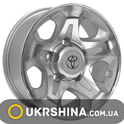 Литые диски Replica Toyota (TY720) W7 R16 PCD5x150 ET2 DIA110.1 SF