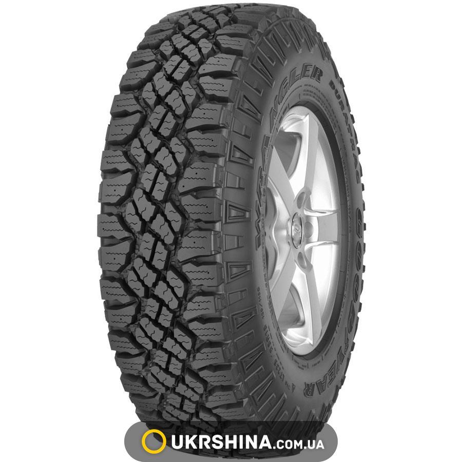 Всесезонные шины Goodyear Wrangler DuraTrac 255/55 R19 111Q XL (шип)