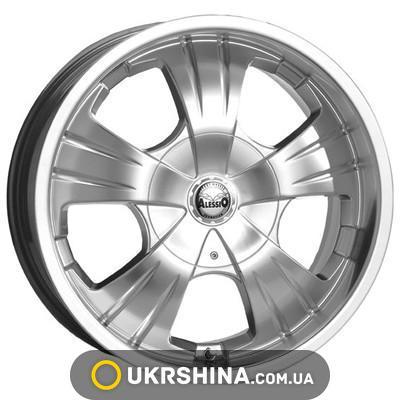Литые диски Alessio Modena W8 R18 PCD6x139.7 ET50 DIA67.1