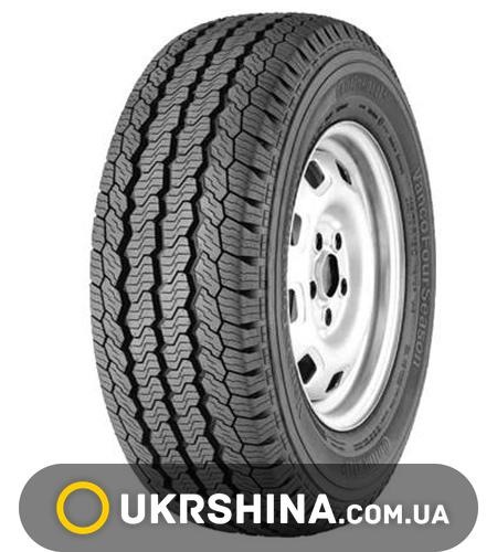 Всесезонные шины Continental Vanco Four Season 225/55 R17 101H XL