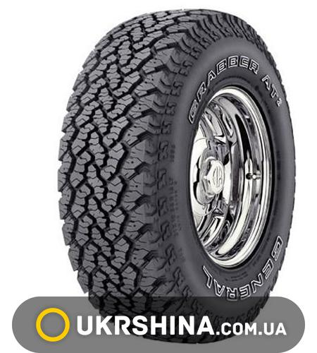 Всесезонные шины General Tire Grabber AT2 265/70 R17 115S