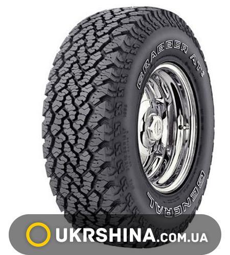 Всесезонные шины General Tire Grabber AT2 255/55 R18 109H
