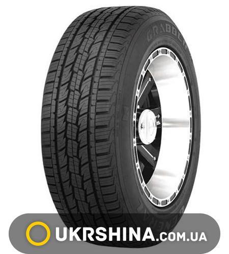 Всесезонные шины General Tire Grabber HTS 255/70 R16 112T